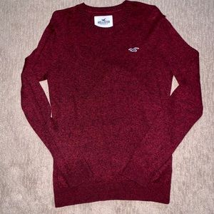 Hollister men's lightweight sweater size S